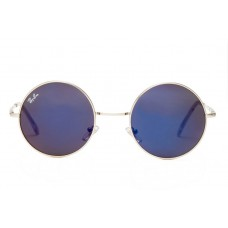 Ray Ban sunglasses RB3088 Round Metal Silver