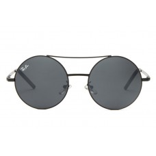 Ray Ban sunglasses RB3813 Round Metal Black
