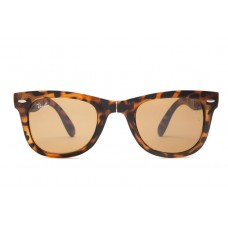 Ray Ban sunglasses RB4105 Wayfarer Folding Classic Tortoise