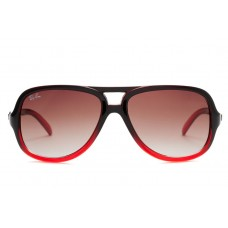 Ray Ban sunglasses RB4162 Cats 5000 Red