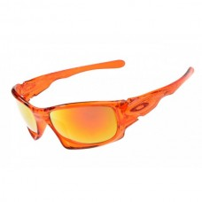 Ten sunglasses team orange frame fire iridium lens