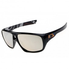dispatch sunglasses black / silver iridium