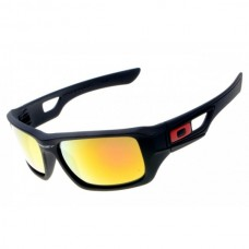 eyepatch 2 sunglass matte black / fire iridium