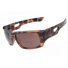 eyepatch 2 sunglasses brown spots / g28 iridium