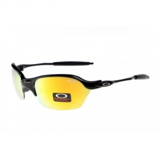 Half-X sunglasses polished black / fire iridium
