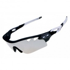 radarLock path sunglasses black / silver lens