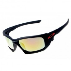 Scalpel sunglass matte black fire iridium