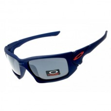 Scalpel sunglasses matte blue