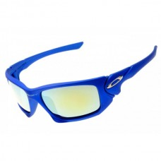 Scalpel sunglasses polished blue frame sale