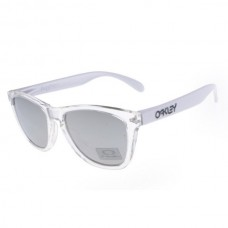 frogskins clear sunglasses gray lens